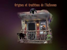 Diaporama Origine et traditions de l'Halloween