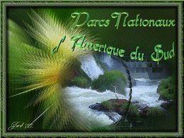 Parcs nationaux d'Amérique du sud