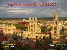 Patrimoine mondial Unesco 6