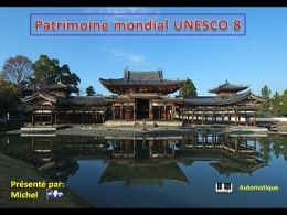 Patrimoine mondial Unesco 8 en pps