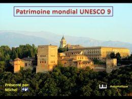 PPS Patrimoine mondial Unesco N°9