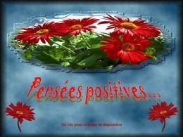 Pensées positives en pps