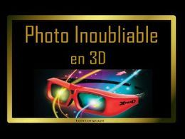 PPS Humour: Photo inoubliable en 3D