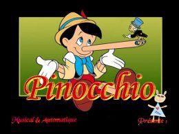 Pinocchio la bonne étoile