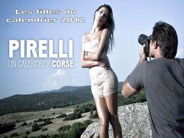Calendrier Pirelli 2011