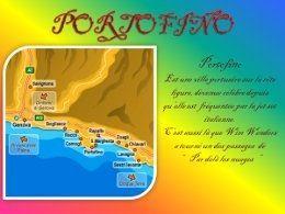 Diaporama sur Portofino en Italie