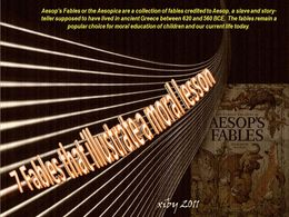 PPS Fables that illustrate a moral lesson