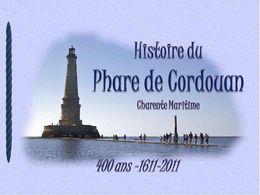 PPS Histoire du phare de Cordouan