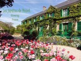PPS les jardins de Monet à Giverny