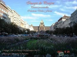 Voyage à Prague en diaporama