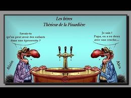 Réflexions des frères Thérieur de la Pinardière