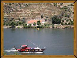 Rio Douro e cidade do Porto Portugal