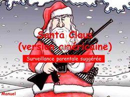 Santa Claus version américaine