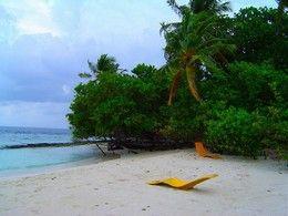 Sérénité aux Maldives