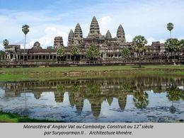 Spectaculaires monastères du monde en pps