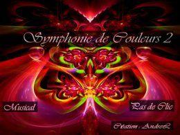 Symphonie de couleurs 2