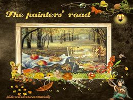 The painters road