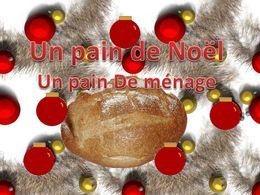 Un pain de noël