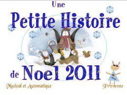 Une petite histoire de noël 2011