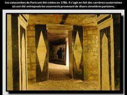 Visite guidée des catacombes de Paris