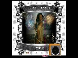 2012 avec d'anciennes cartes postales