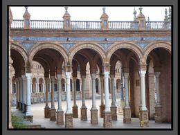 Plaza de España de Séville
