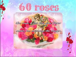 PPS 60 roses