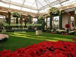 Les jardins de Longwood Etats Unis