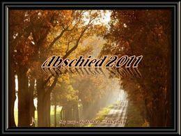 Abschied 2011