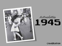 Actualités 1945