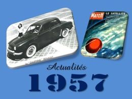 Actualités 1957