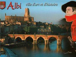 La ville d'Albi