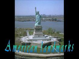 PPS American landmarkes
