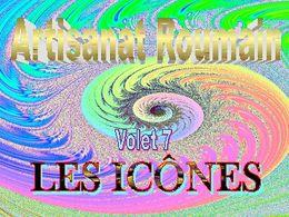 Art roumain 7 - Les icônes