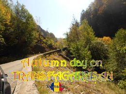 PPS Autumn day on Transfăgărășan