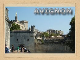 Diaporama Avignon