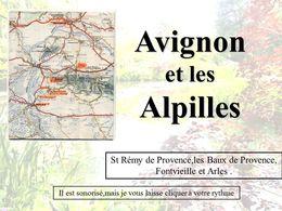 Avignon et les alpilles