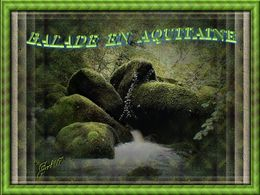 Balade en Aquitaine