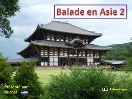 Balade en Asie 2