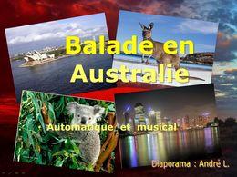 Balade en Australie