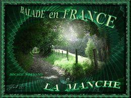 Balade en France - La Manche