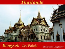 Bangkok palais et temples