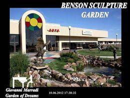 Benson sculpture garden Loveland USA