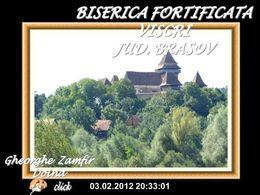 Biserica Fortificata - Viscri judetul Brasov