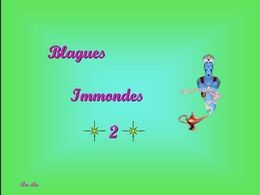 Blagues immondes II