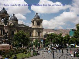 Sur la route des Incas 3 - Bolivie