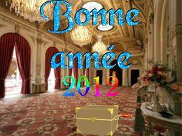 Bonne année 2012 de Mireille