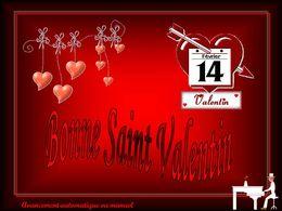 Bonne Saint Valentin 2012