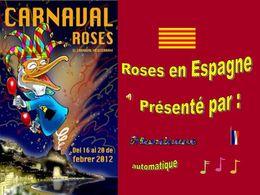Carnaval de roses 2012