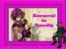 Carneval in Venedig N°17